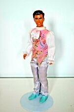 Sindy Paul Magic Eyes Winking Male Prince Doll,Original Clothes,Vintage 1990's