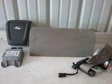 09 10 11 12 13 14 Ford F-150 air bag set wheel dash  belt module grey