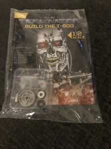 Hachette The Terminator Build The T-800 Issue 26
