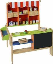 Beluga Spielwaren 30861 - Kaufladen aus Holz, Kinder Spielzeug
