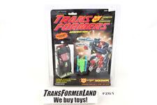 Sideswipe Sealed MISB MOSC G2 Transformers