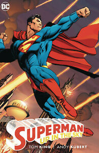 Superman Up In The Sky HC Hardcover Graphic Novel