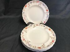 "Spode/Copeland China ""WICKER DALE"" ~ Set of 6 ~ Salad Plates ~ 7 3/4"""