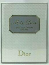 Dior Miss Dior Original EXTRAIT DE PARFUM 15ml/.5oz Sealed Authentic & fast!
