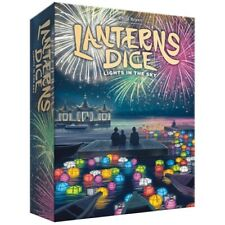 Lanterns Dice: Lights in the Sky board game by Renegade Games RGS00889