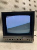 Commodore 64 Model 1702 Video Monitor Good Condition Tested Working