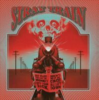 STRAY TRAIN - JUST 'CAUSE YOU OT THE MONKEY OFF YOUR BACK   CD NEW