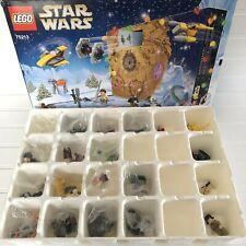 Lego Star Wars 75213 Advent Calendar 2018 Lot of 15+ Packs Incomplete