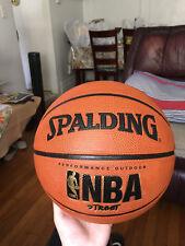 "Spalding NBA Street Basketball Official Size 7 (29.5"")"