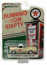 1:64 GreenLight *RUNNING ON EMPTY R2* TEXACO = 1972 Chevy C-10 Pickup Truck NIP