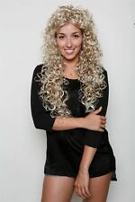 Wig Angelic Blonde Seduction blond-lightblond-mix Curly Long 9229-27t613
