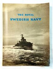 Vintage Rare 1957 The Royal Swedish Navy Nils Skaar Hans Blenner Bengt Ohrelius