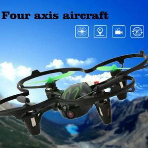 Hubsan H107C Mini Quadcopter With Camera 4CH 2.4GHZ Remote Control Drone Black