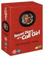 Secret Diary of a Call Girl Series 1 to 4 UK DVD