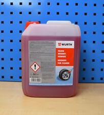 (7,98€/L) Würth Felgenreiniger Intensiv 5 Liter Reiniger Alufelgen Cleaner