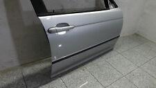 BMW E46 Limousine / Touring Tür vorne links mit Fensterheber, Glasscheibe, ZV