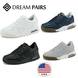 DREAM PAIRS Kid's Boy's Casual  Sneakers Athletic Walking Outdoor Running Shoes