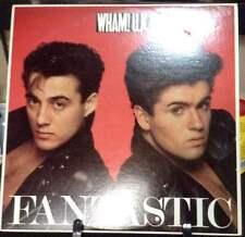WHAM! Fantastic Album Released 1983 LP Vinyl/Record  Collection US pressed