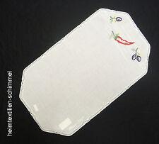 PLAUENER SPITZE ® Tischdeckchen TISCHDEKORATION Deckchen Tischdecke Decke 30x50