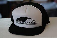 Rare Vtg Lacy Regehr Motors Inc McPherson Ks 80s Mesh Trucker Snapback Hat Cap