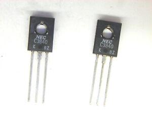 """2SC3840 """"Original"""" NEC Transistor 1 pc"""
