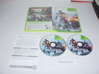 BATTLEFIELD 4 game complete in case w/ manual - Microsoft XBOX 360