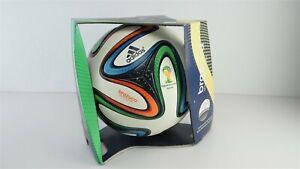 Adidas Fussball Brazuca WM 2014 Official Matchball (OMB) NEU