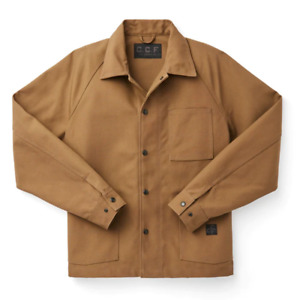 Filson CCF Chore Coat Sepia