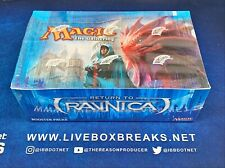 Magic MTG Return to Ravnica Booster Box (ENGLISH) FACTORY SEALED 36 Packs