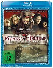 PIRATES OF THE CARIBBEAN: AM ENDE DER WELT (Blu-ray, 2 Discs) NEU+OVP