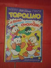WALT DISNEY- TOPOLINO libretto- n° 1119 b - originale mondadori- anni 60/70