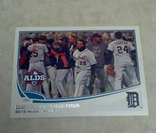 DETROIT TIGERS 2013 TOPPS CARD # 42 A0819