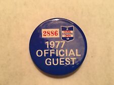 Pro Golfer Jerry McGee's 1977 Doral-Eastern Open Official Guest Entry Badge