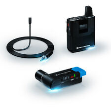 Sennheiser AVX Camera-Mountable Lavalier Digital Wireless Set AVX-MKE2 SET-4-US