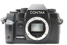 Contax RX 35mm SLR Film Camera Body from Japan 241
