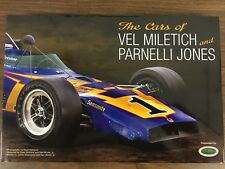 The Cars of Vel Miletich and Parnelli Jones by Ren, Jr. Wicks and Jim Dilamarter