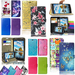 For Huawei P Smart / P Smart 2019 P30 Flip Wallet Leather Phone Stand Case Cover