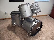 Slingerland Magnum Drum Set Shell Pack and Extra's