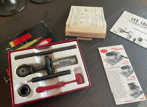 Lee Loader Complete . 44 Magnum Reloading Kit In Factory Box.  Vintage.