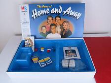 Vintage 1989 el juego de hogar y lejos de juego de mesa-MB Juegos rara completa GC