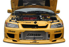 2003-2006 Mitsubishi Lancer Evolution 8 9 Duraflex C-1 Front Bumper-1PC Body Kit