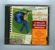 CD (NEW) LES MUSIQUES DU ROUTARD MAGHREB / MOYEN ORIENT (VARIOUS ARTISTS)