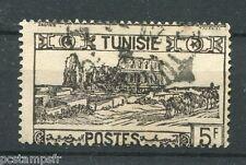 Tunesien 1941-45 Briefmarke 240, Sorte Piquage, Entwertet