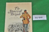 osprey men at arms the stonewall brigade john selby book (701621)