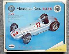 MAQUETTE 1/20 -  CASADIO - Mercedes-Benz 1939 W154 - M163 - une pièce manquante