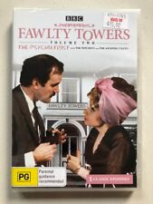 Fawlty Towers - The Psychiatrist : Vol 2 (DVD, 2007) Region 4- NEW & SEALED