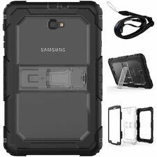 Tablet-Hülle Schutz-Hülle #51E zum Umhängen zu SAMSUNG GALAXY TAB A 10.1 2016
