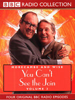 Audio Book - Morecambe & Wise, You Can't See the Join, BBC Radio Collection