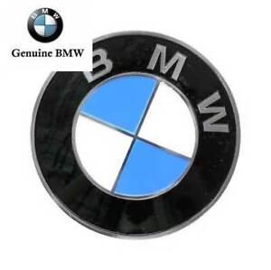 """BMW 2002 1602 67-73 Rear BMW """"Emblem"""" for Body Panel Genuine 51141801560 NEW"""