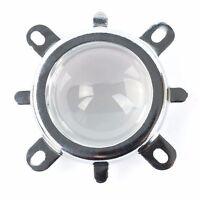 1 Set 20W 30W 50W 70W 100W 120W LED 44mm Lens+Reflector Collimator+Fixed Bracket